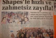 Shapes Trabzon Merkez Şubesi