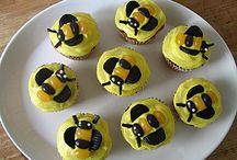 2nd Birthday / Bumble Bee Birthday Party / by Jen D. {Top Ate on Your Plate}
