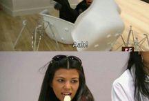 Kardashians funny moments
