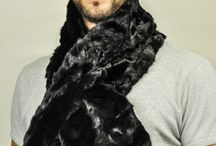 Real fur scarves / Amifur.com offers the best selection of real fur scarves. Fashionable fur scarves for women and men. Handmade in Italy.  www.amifur.com