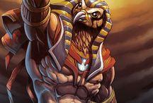 Greek/Roman/Egyption Gods