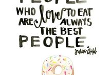 Food quotes