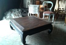 Rustic table furniture indonesia