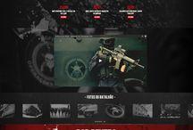 게임페이지 디자인