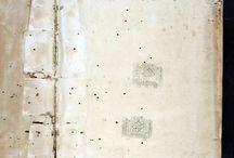 Albert, Magne, sant, ca. 1200-1280. Opus insigne de laudibus... [07 Inc 349  ] / L'obra és un recull de pregàries a la Verge Maria, que encara que tradicionalment és atribuït a Albert Magne, sembla que el veritable autor fou Richardus de Sancto Laurentio, teòleg francès del segle XIII. Aquesta és la segona edició, impresa a Estrasburg per Martin Flach. La primera fou impresa abans de 1473 a la mateixa ciutat per l'impressor Johann Mentelin.