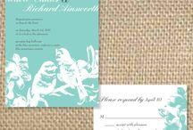 wedding invites favors etc