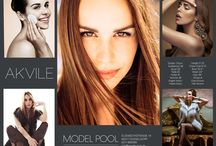 Our Female Models / It is just a sample of models. If you want to see all of our female models please check the link below.  http://model-pool.de/models-female