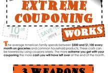Miss Budget & Mrs Coupon / Savvy ways to keep the cheap / by Ericka Monteiro