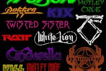 80's Hair Bands...love them!!! / by Kelli Stidham-Anderson