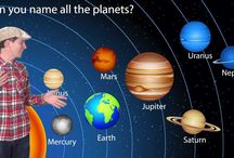 Planets, Solar System, Universe