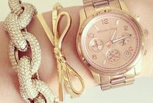 Things that add sparkle to the perfect look!! / Accesories