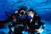 EudiSelfie Contest / All photos from Instagram and Facebook portaying sub & scuba diving lovers making selfies !  For the contest #eudiselfie