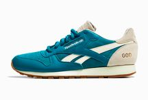 Retro Trainers  / by Kunle T Campbell