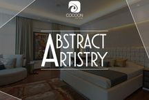 Abstract Artistry / The Colors of Life collection from Cocoon