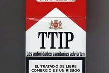 TTIP un rodiyo Amerrikano con cavayo  troyano