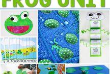 MFW- Frog