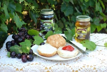 Yummy Muscadine products