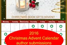 Christmas Advent 2016 / Our unique interactive Book Themed Christmas Advent 2016