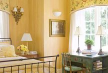Home: Beautiful Bedrooms / by Polly Wickstrom