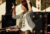 Caramelo Folk / Angelika Molina Live Concerts