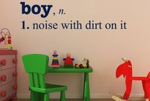 little boy stuff / by Nathalie Whisnant