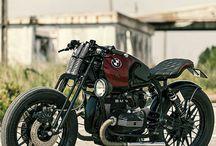 BMW custom r100