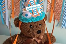 Lil Bear's First Birthday