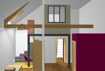 Rénovation d'une grange / Transformation d'une grange en habitation  !