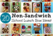 Kids' Snacks and lunchbox ideas