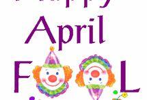 Art April Fools Day