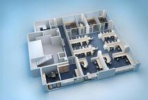 Thiết kế văn phòng đẹp / Mẫu thiết kế văn phòng đẹp, Thiết kế văn phòng Miễn Phí 2D, 3D sự lựa chọn tốt nhất cho thiết kế văn phòng trọn gói.