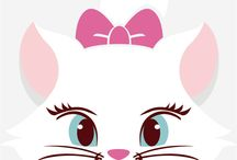 Marie cat / The Aristocats