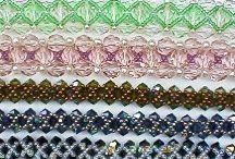 Jewelry: Bead Weaving Bracelets / by Jill Duncan-Jack