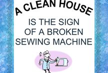 Sewing Jokes / Come join some good laughs!