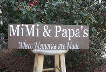 Mimi and Papa