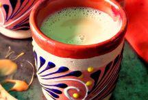 Atoles & Champurrados / Recipes for traditional Mexican atoles and champurrados.