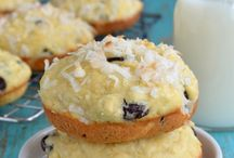 Quick breads and Muffins