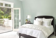 Master ish bedroom