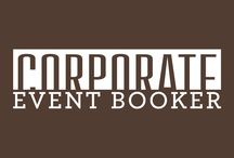 Corporate Event Booker