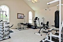 Build Our Home-Garage Gym