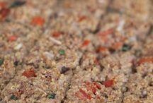 quibe de quinoa