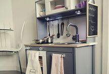 Ikea keukentje ideeën