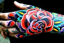 Tattoos / by Shawn Thompson