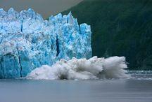 Alaska Glacier Info