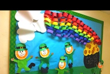 St. Patrick's Day / St. Patrick's day ideas, crafts and activities for the Pre-K, Kindergarten or 1st grade classroom!