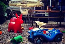 Düsseldorf mit Kindern / kinderfreundliche Orte in Düsseldorf