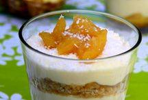 desserts gourands