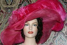 Lovely Maria Pink Hat - Winner Kentucky Oaks 2015