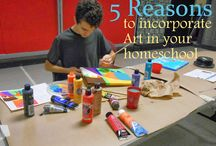 Homeschool Electives / Electives for middle and high school at home.