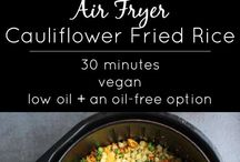 AirFryer XL recipes